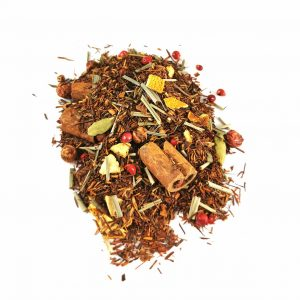 rooibos lemon spicy