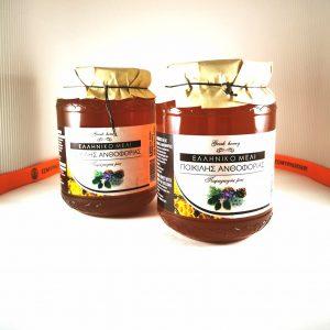 μέλι ποικίλοις ανθοφορίας